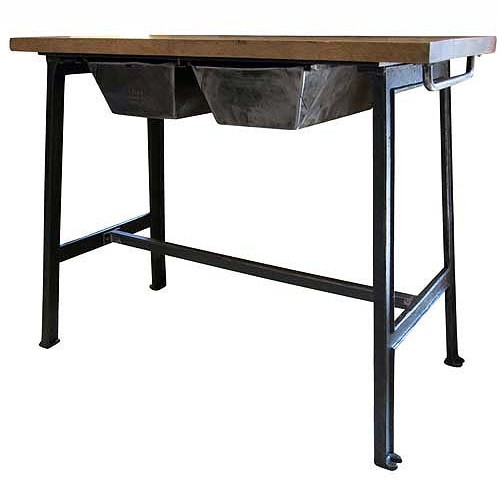 R.T. Facts Industrial Work Table, Kitchen Island - R.T. Facts - 860