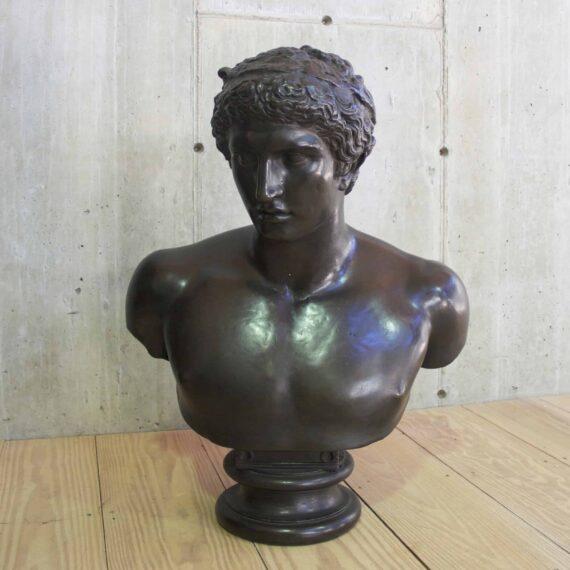 bronze-bust-of
