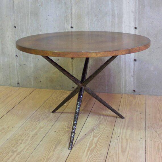 copper top italian job table
