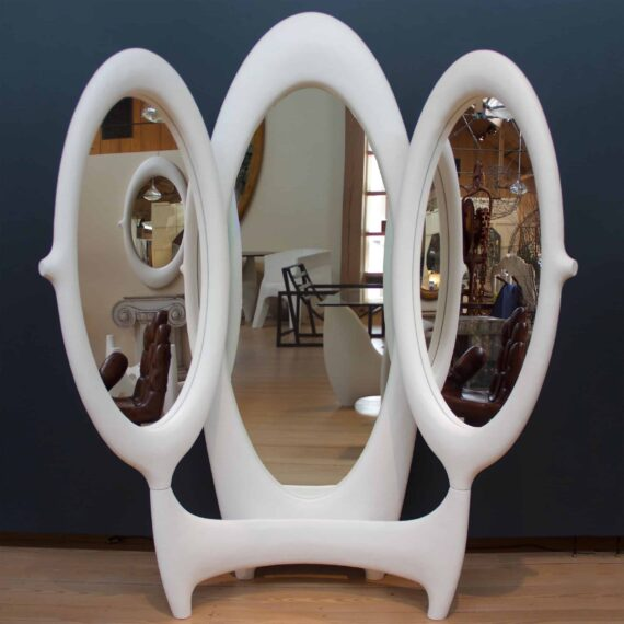 3 piece articulating mirror