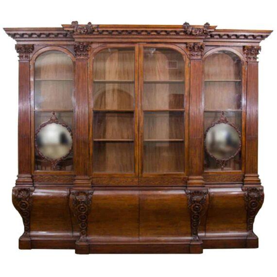George-II-Bookcase