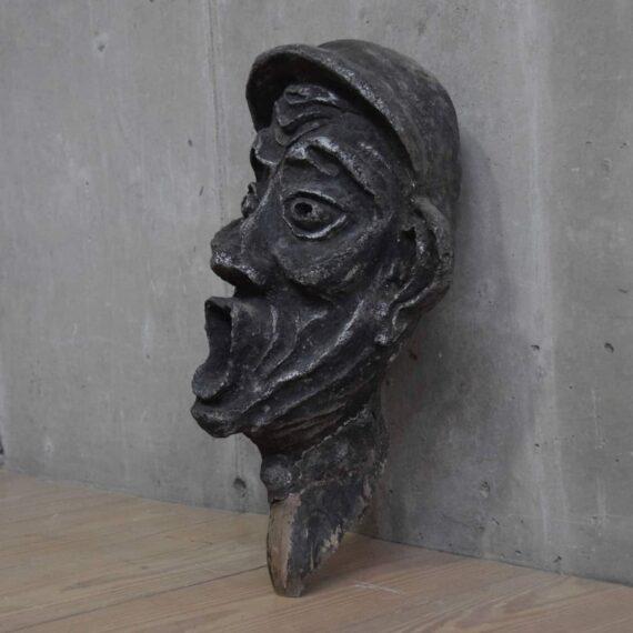 Folk-Art-Head